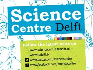 Huisstijl Science CentreDelft